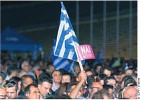 Le plan de sauvetage de la Grèce peut-il être adopté par le peuple grec ?
