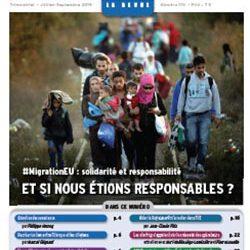 Revue 110 – Juillet/septembre 2015