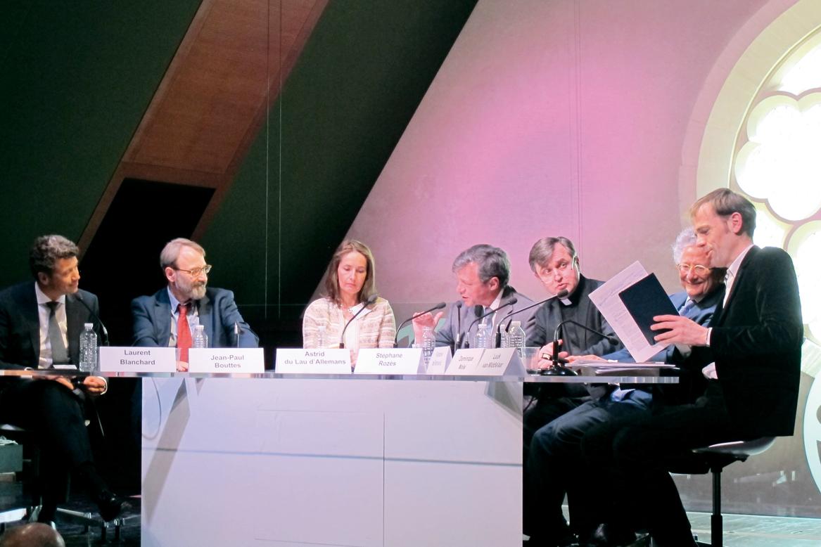Aux origines de la crise européenne, des politiques contraires à son génie
