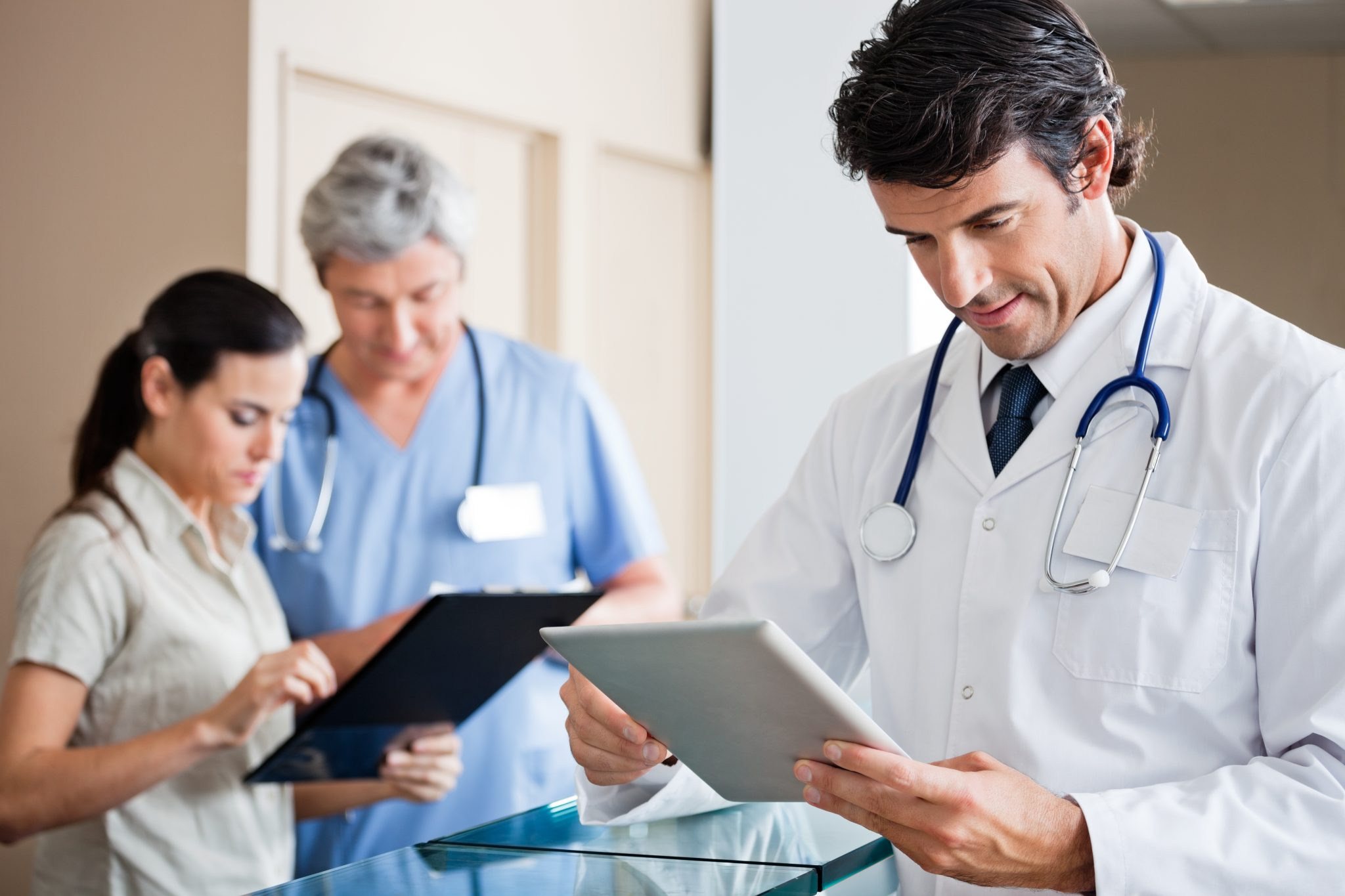 Digital Health − a Paradigm Shift for Healthcare Systems