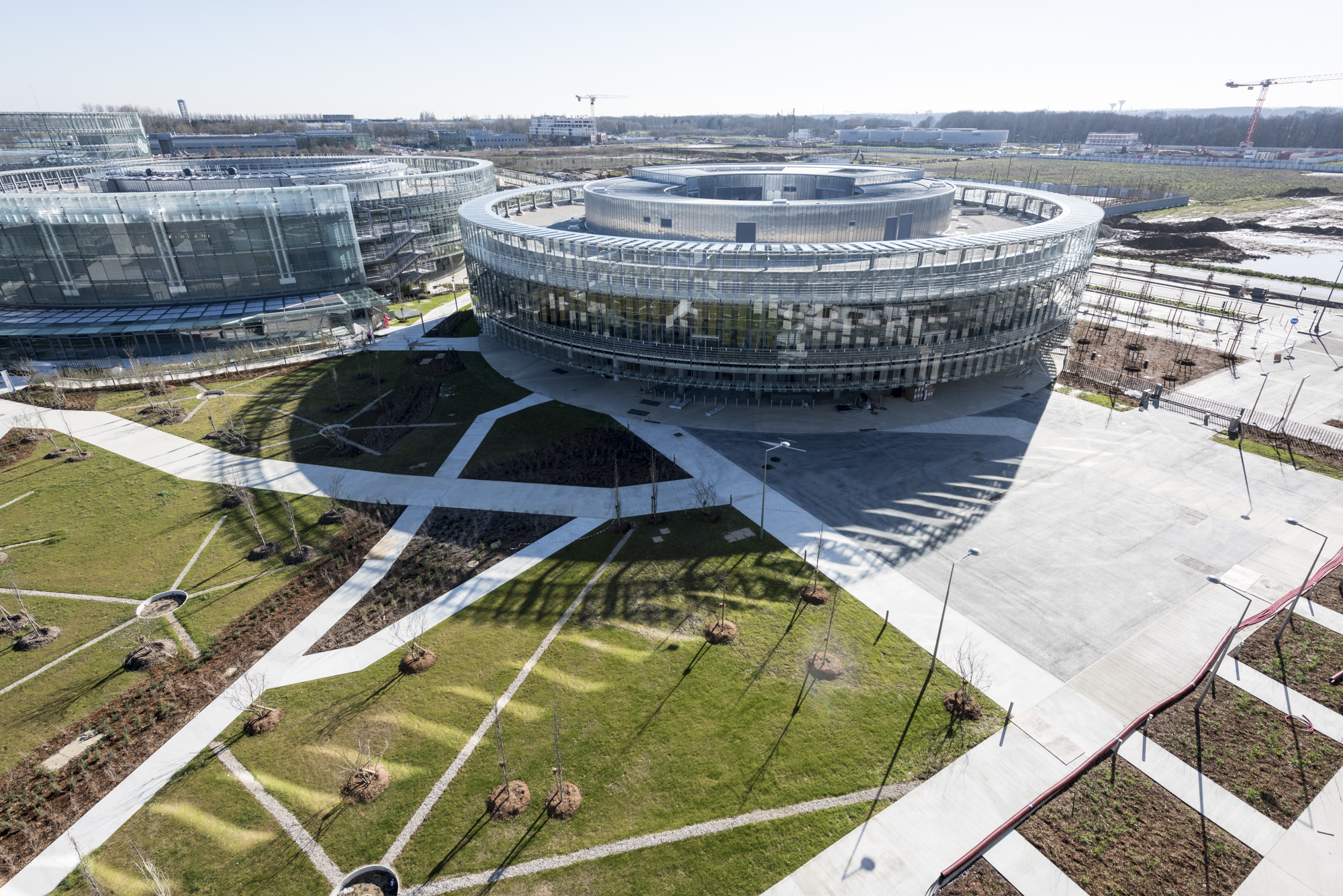 Paris-Saclay ou l'innovation ouverte