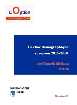 Le choc démographique européen 2015-2050