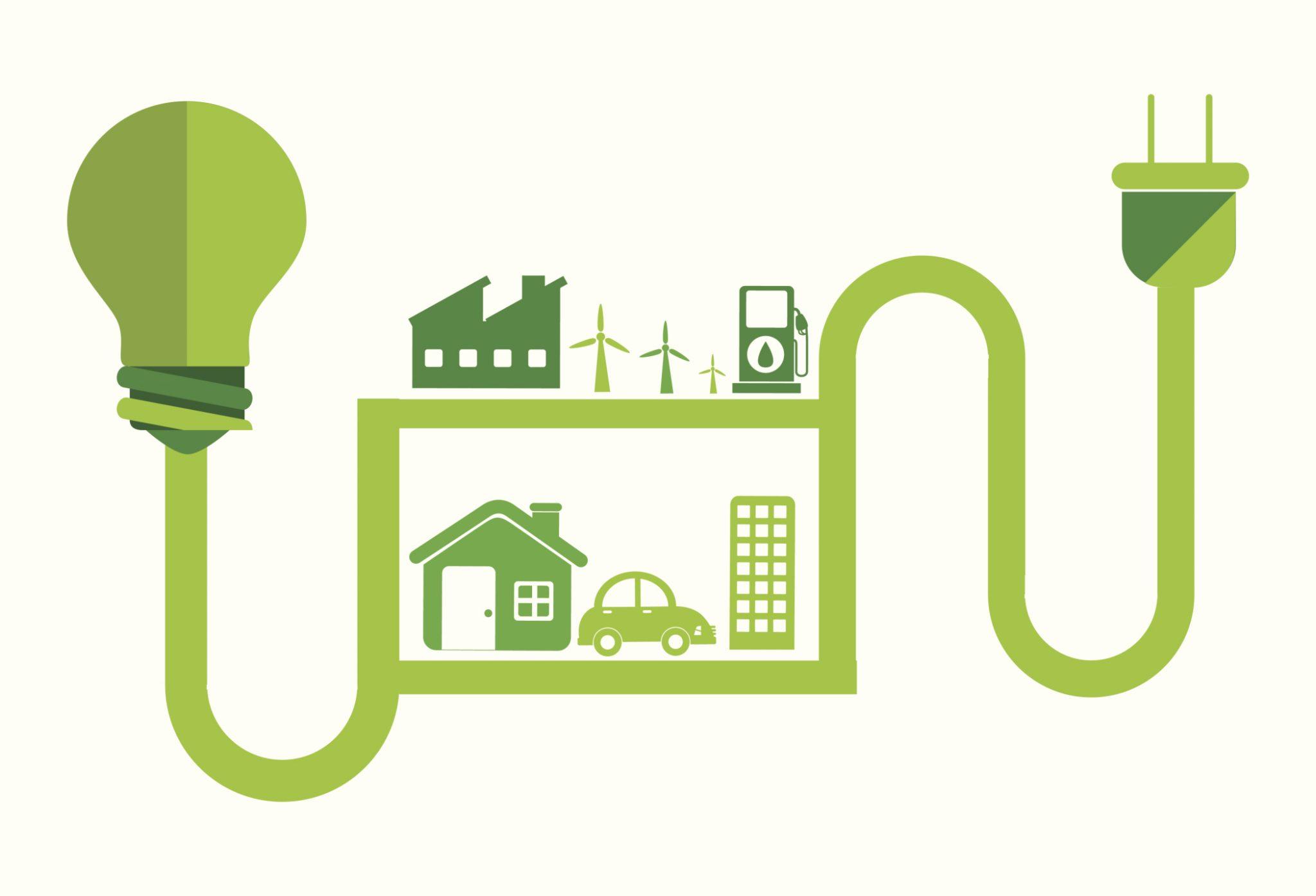 L'efficacité énergétique dans la baisse des émissions de gaz à effet de serre
