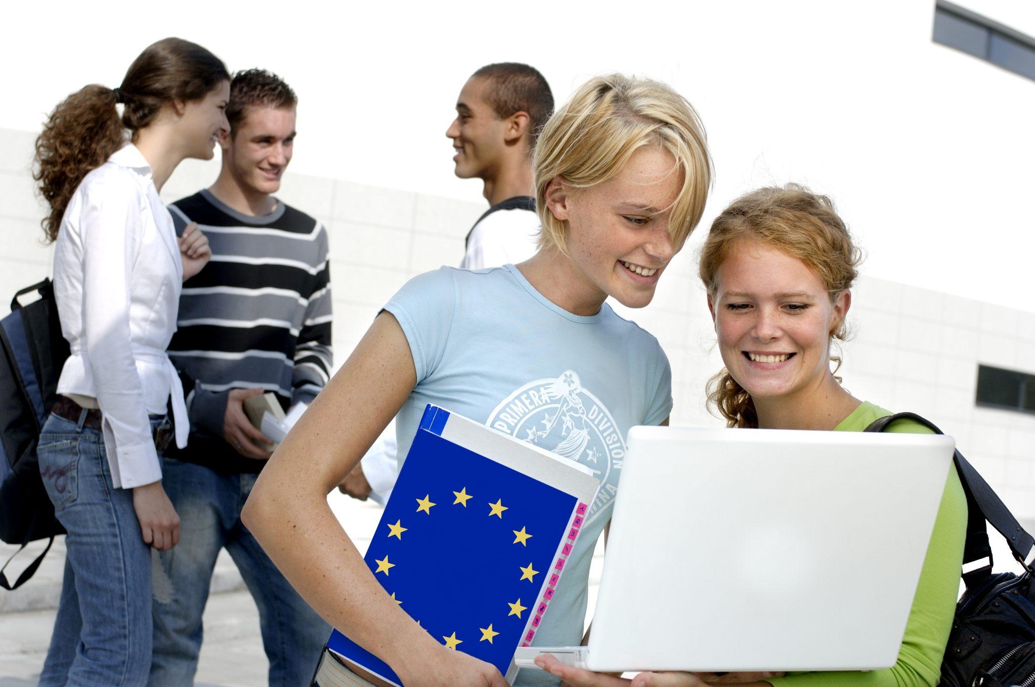 Les jeunes et la citoyenneté européenne (Audio)