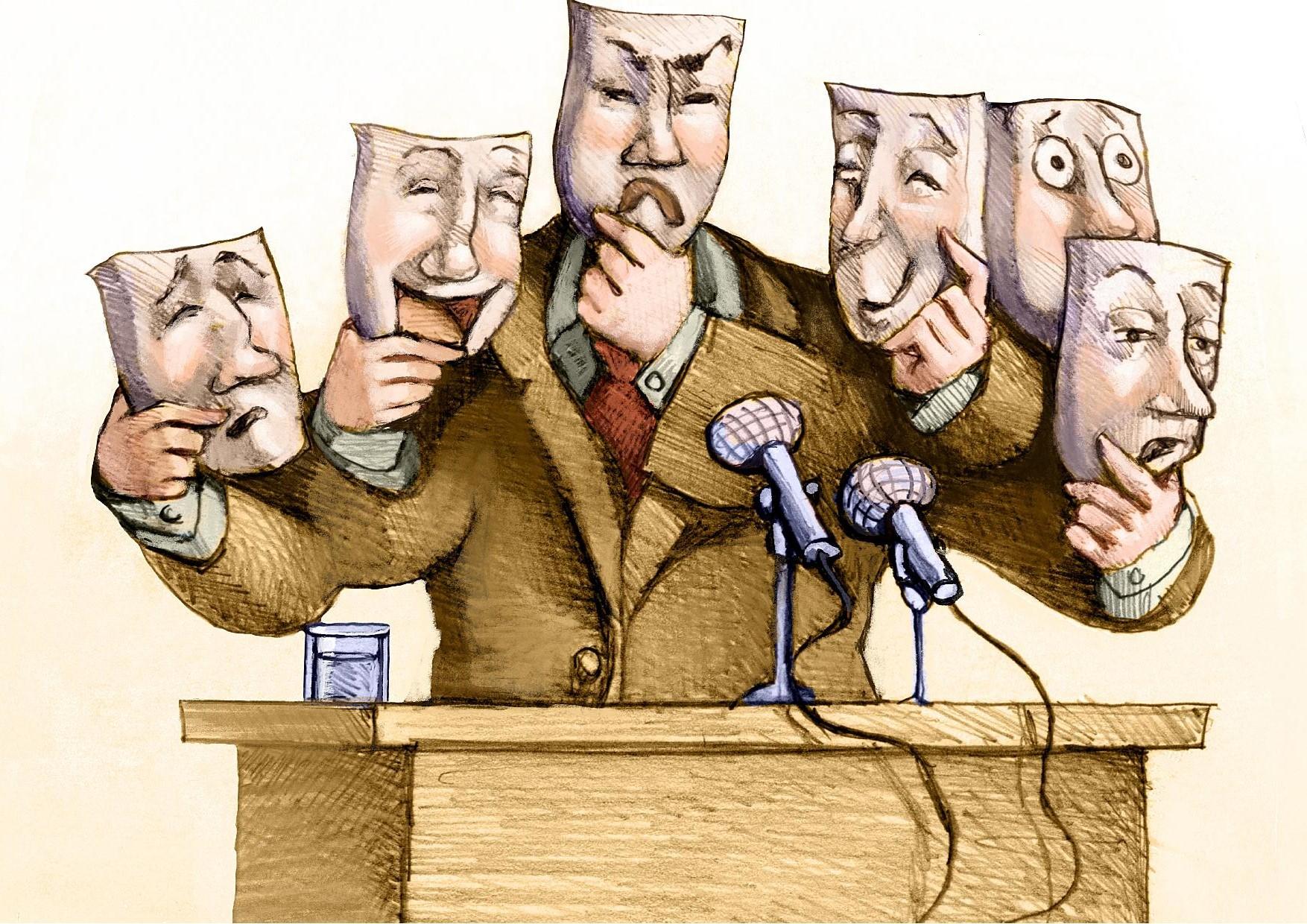 Mettre fin au double langage | Le Cercle des Echos