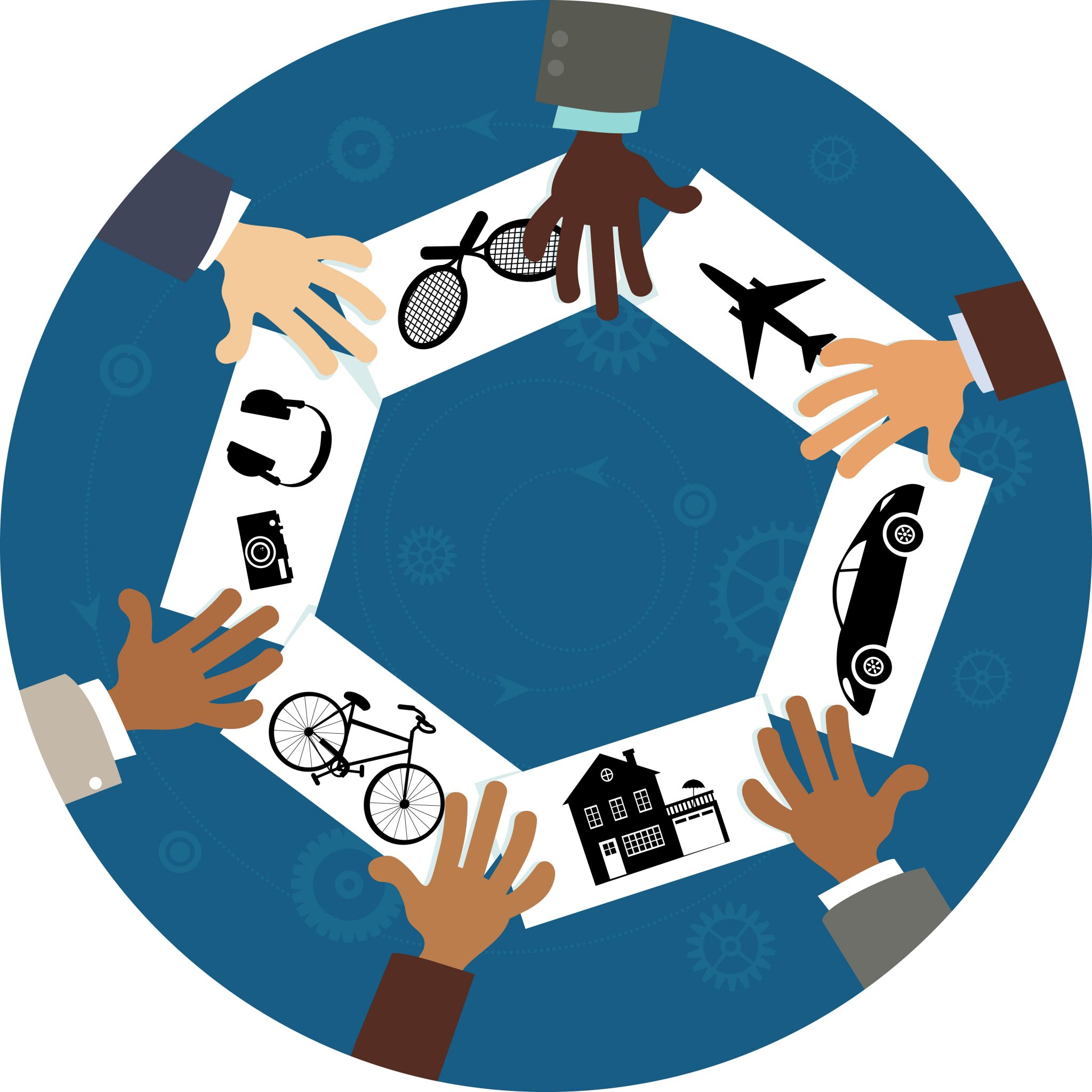 Pour une économie collaborative : équitable et participative
