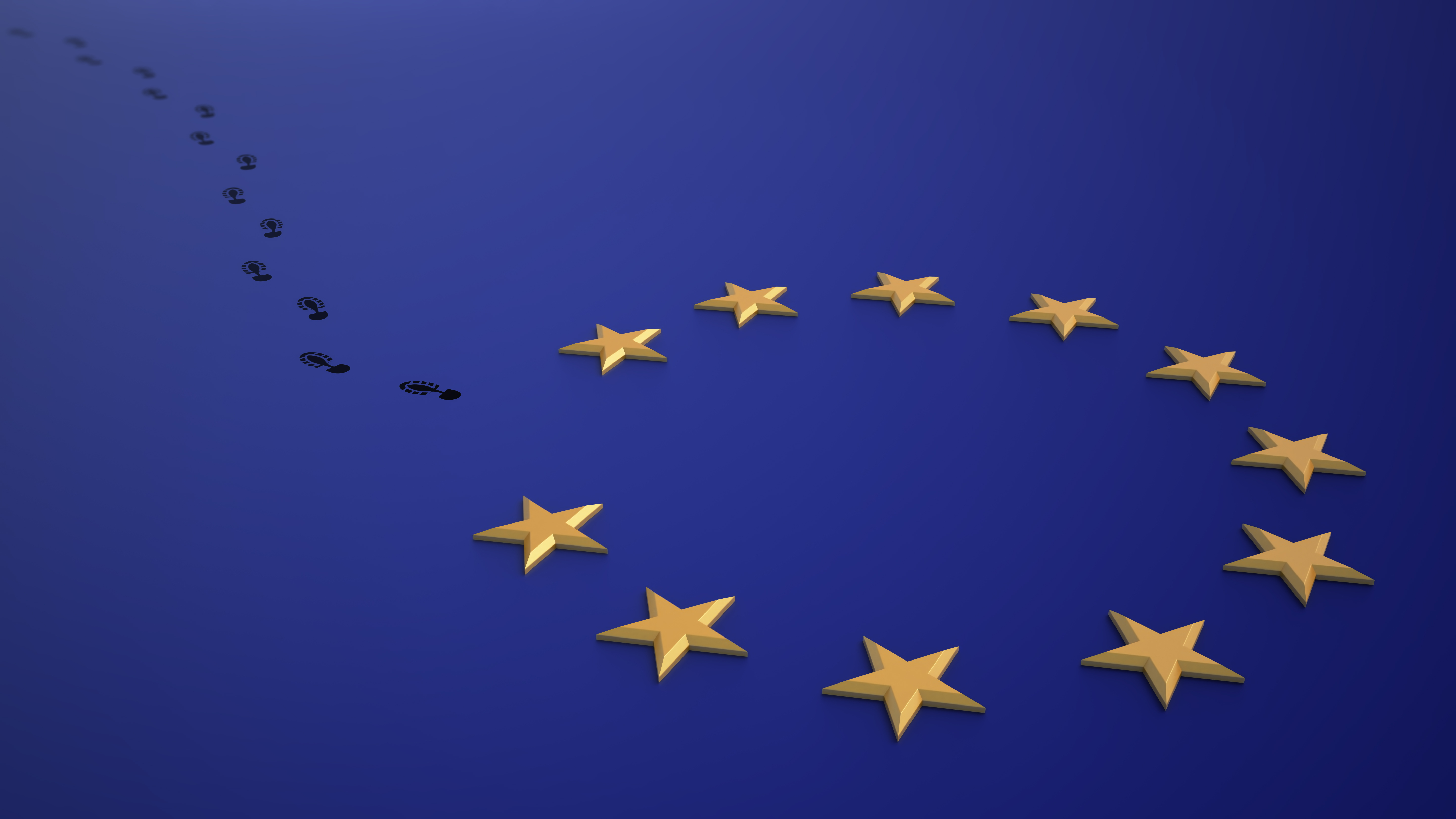 European futures and the fifth human revolution