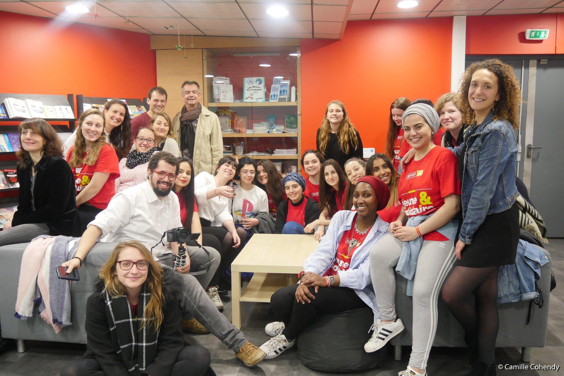 Les jeunes et l'Europe : l'engagement pour contrer le désintérêt