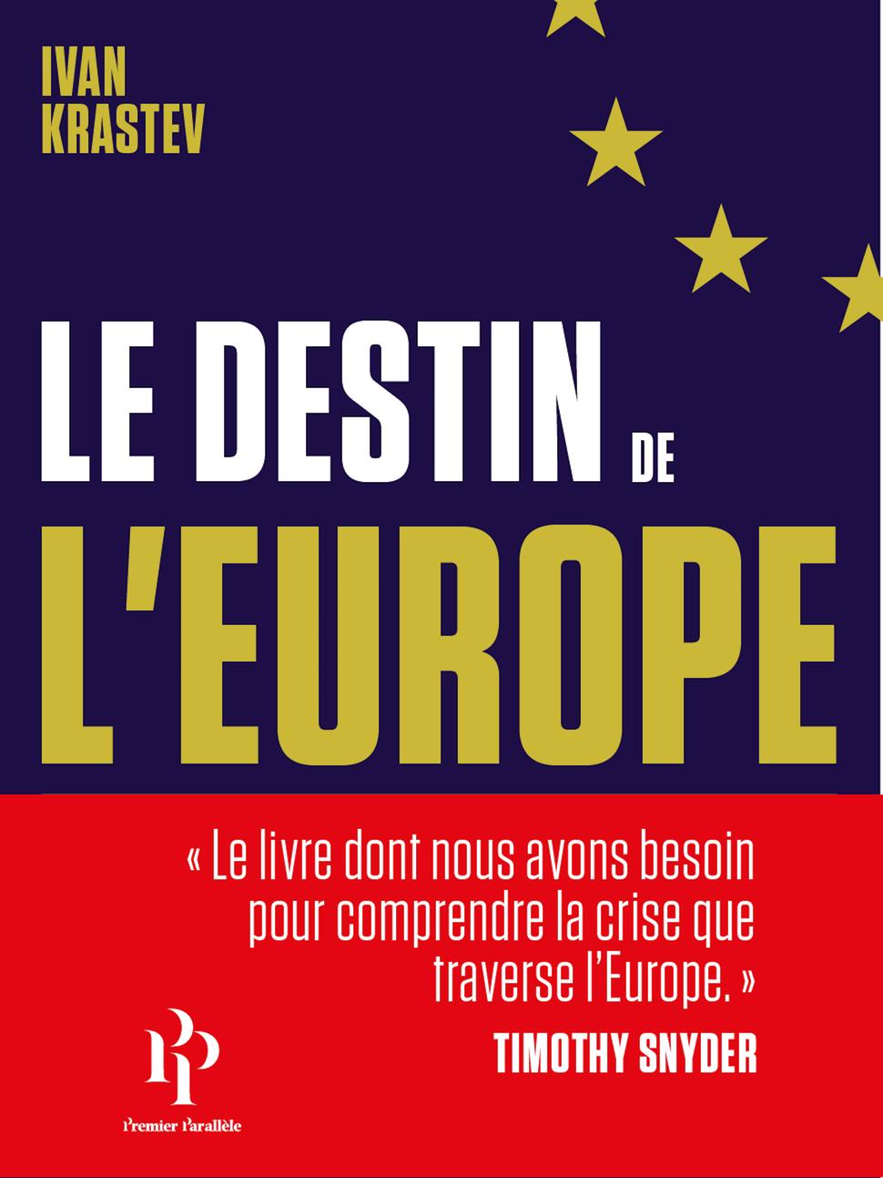 L'Europe : un possible sursaut ?