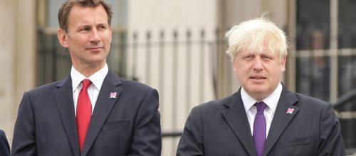 P16-17_Boris Johnson & Jeremy Hunt_DR
