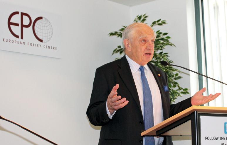« Nous avons besoin d'une politique européenne globale pour répondre à la crise migratoire »