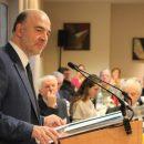 Le Commissaire Pierre Moscovici