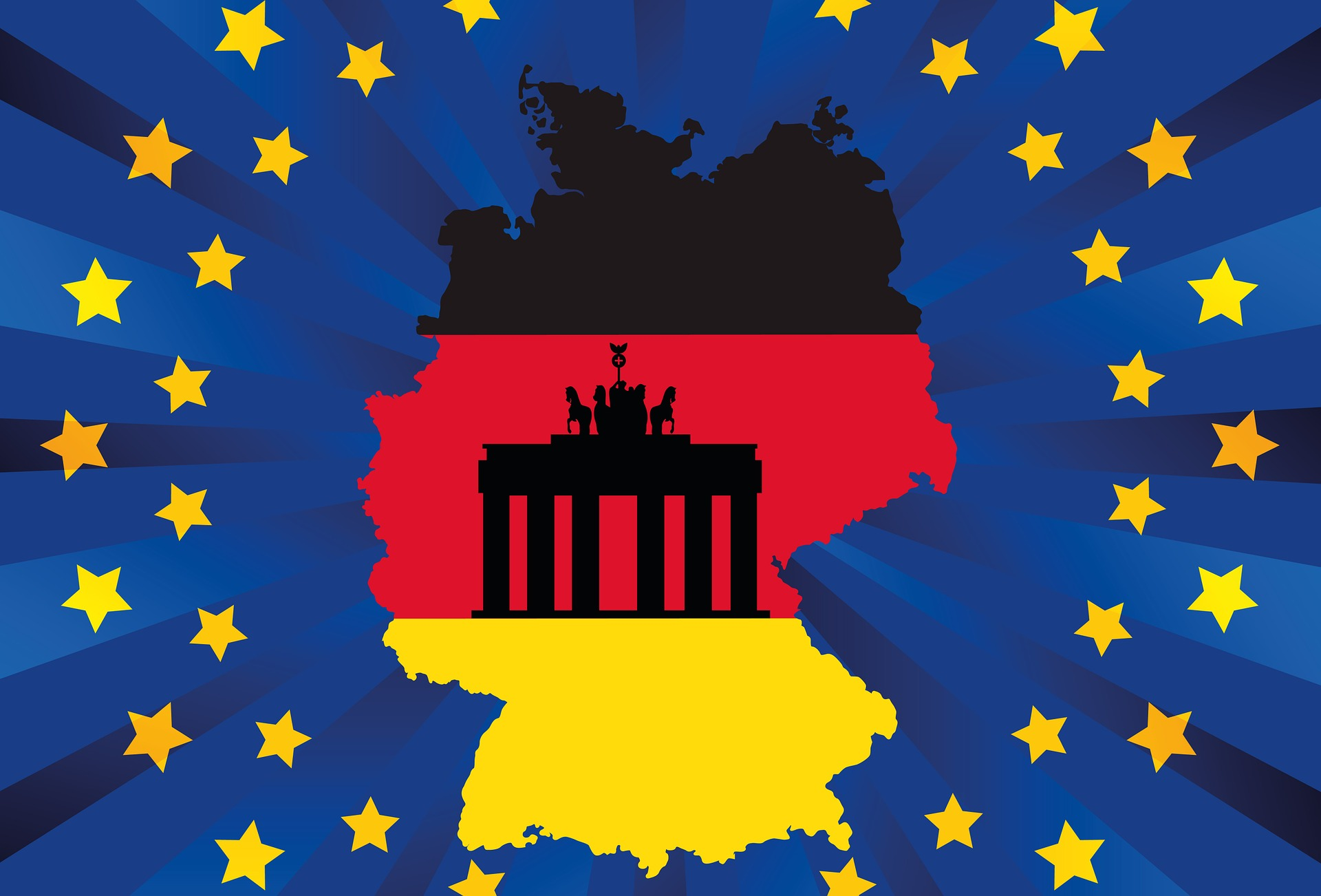 L'Allemagne, leader malgré elle de l'UE