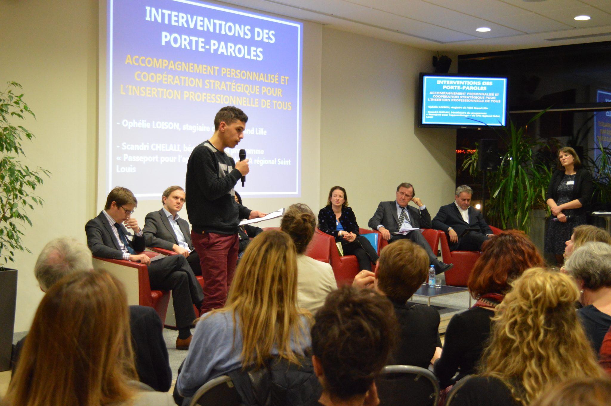 L'Europe et les jeunes, une histoire d'emploi