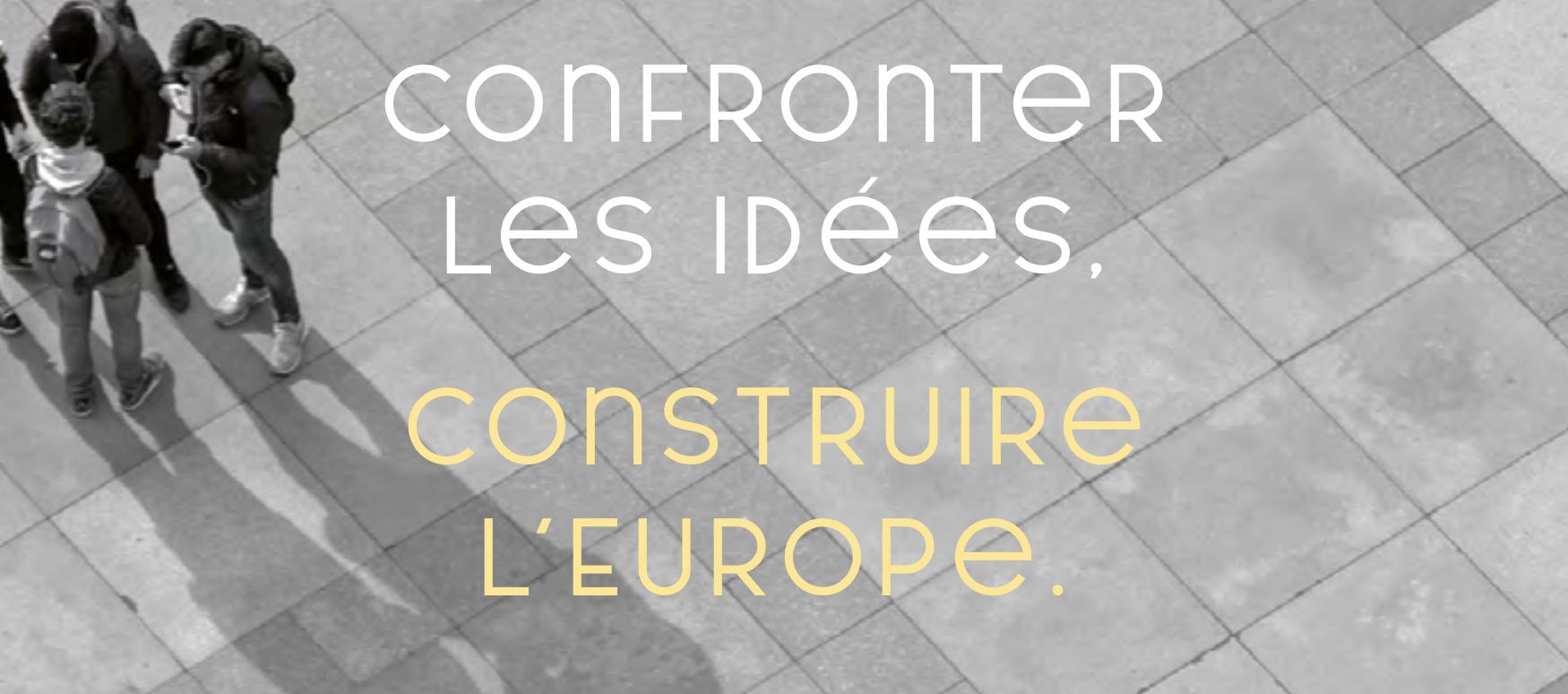 Manifeste Confrontations Europe