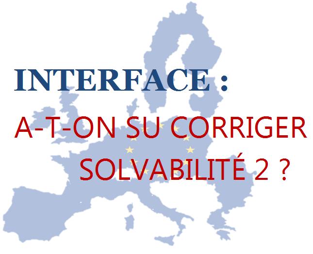 Solvabilité 2 : le point de vue du président de l'Autorité européenne de supervision
