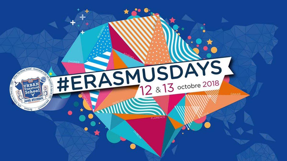 Participez aux Erasmus Days ! | Radio RCF
