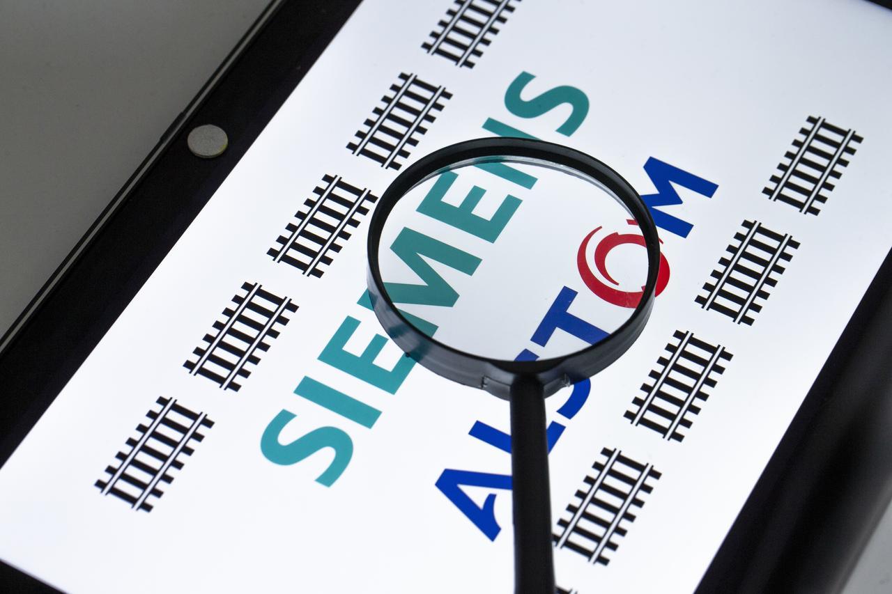 Alstom, Siemens, l'Europe et la Chine | Radio RCF