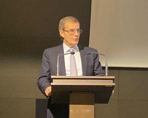 Mot d'accueil de Dominique Bouillot, administrateur de la FNTP en charge des affaires européennes (Colloque du 5 décembre 2019)