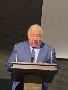 Allocution de Gérard Larcher, Président du Sénat (Colloque du 5 décembre 2019)