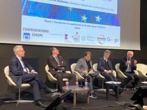 Panel 1 : Transformer le capitalisme en Europe pour le 21ème siècle (Colloque du 5 décembre 2019)