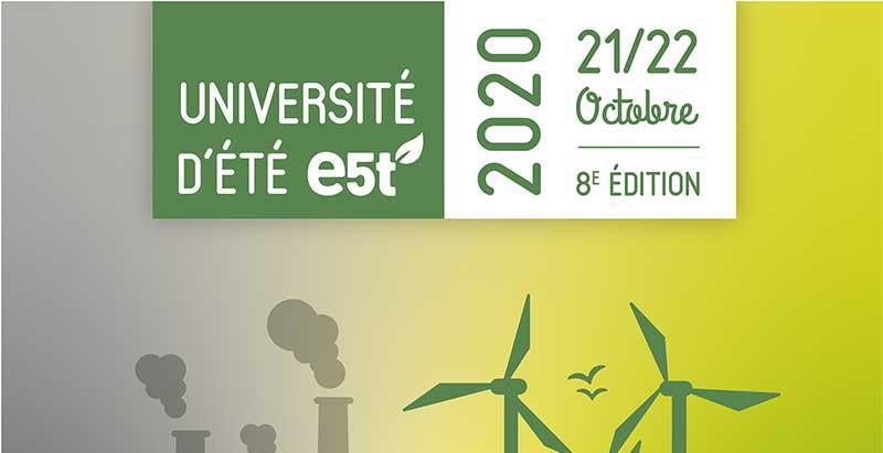 E5T Conférence Débat